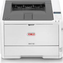 Εκτυπωτής OKI B412dn Laser Monochrome
