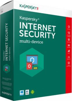 Kaspersky Internet Security Multi-Device 2018 (1 Licences 2 Year) Key