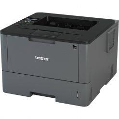 Μονόχρωμος Εκτυπωτής BROTHER Laser HL-L5100DN / Διπλής Όψης, Δικτυακός