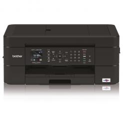 Πολυμηχάνημα Inkjet BROTHER MFCJ491DW με Fax