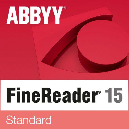 Abbyy FineReader 15 STANDARD EDITION