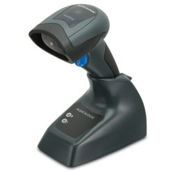 Datalogic QuickScan QBT2131, Bluetooth, 1D, USB Kit, Black