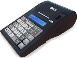 Ταμειακή Μηχανή ICS i30 Μαύρη - Με Μπαταρία