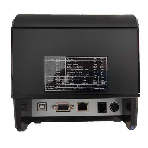 NG 850 ΘΕΡΜΙΚΟΣ ΕΚΤΥΠΩΤΗΣ, 80mm USB+SERIAL+LAN