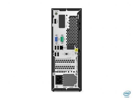 LENOVO PC V50s SFF/i5-10400/8GB/256GB SSD/UHD Graphics 630/Free Dos/5Y NBD/Black