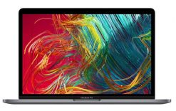 Laptop Apple Macbook Pro 13'' Touch Bar MWP42GR/A (2020)(i5/16GB/512SSD) Space Grey
